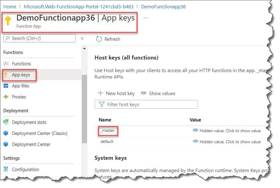 Azure Function Manual Trigger