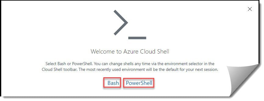 How to access Azure Cloud Shell