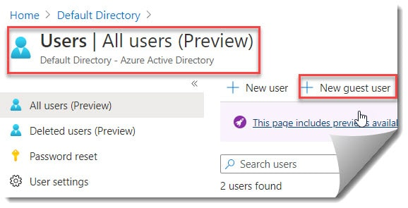 How to implement Azure AD B2B MFA