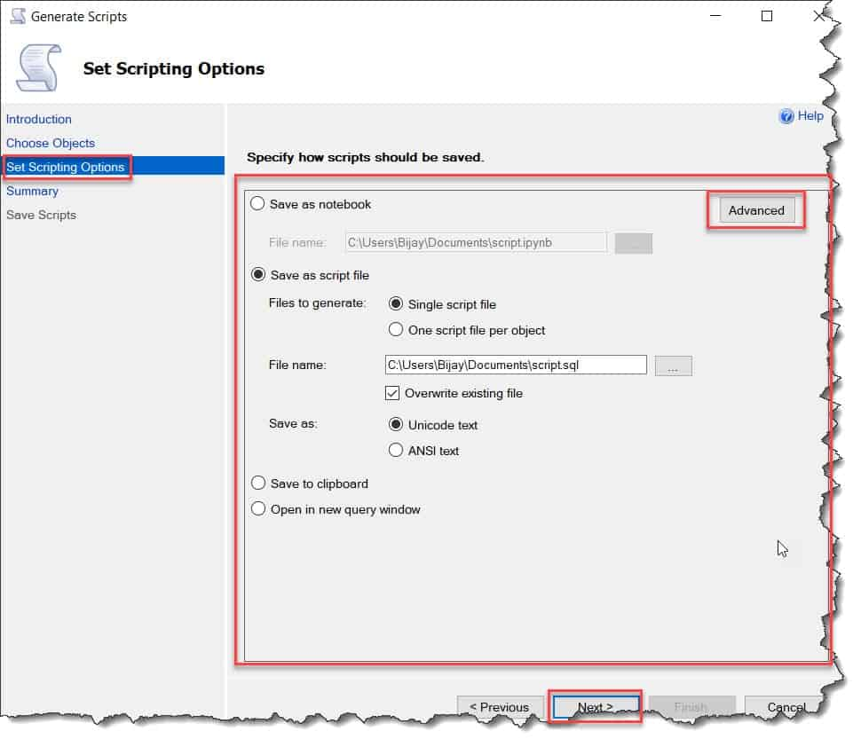 import the local SQL server database to Azure