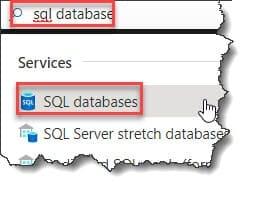 Export Azure SQL Database
