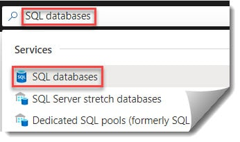 Serverless Tier Azure SQL database