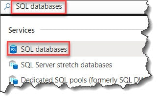 Validate The Local Database In Azure