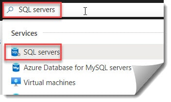 change user id and password for azure sql server database