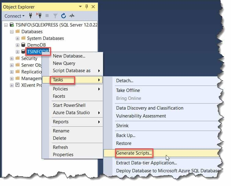 Azure SQL Database Backup And Restore To Different Server