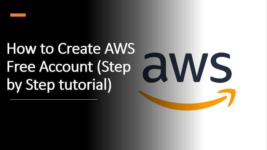 How to Create AWS Free Account (Step by Step tutorial)