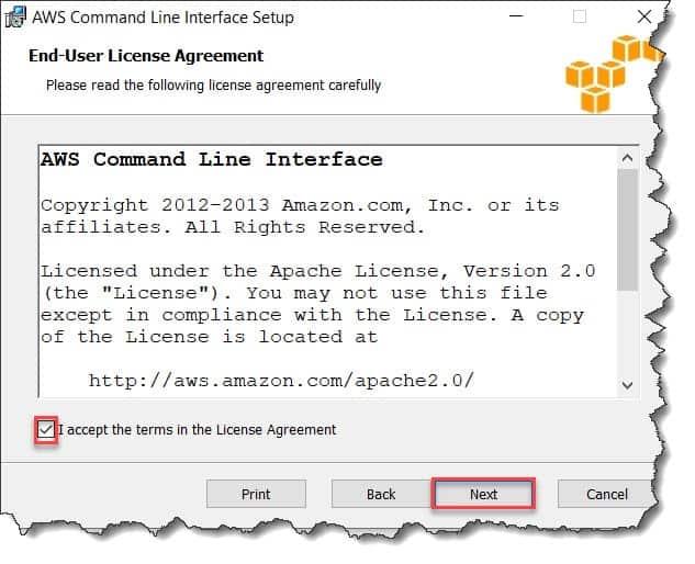 How to  Download AWS CLI setup