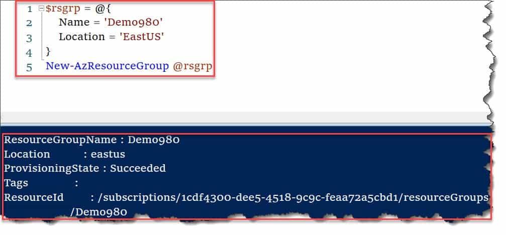 Create VNet in Azure using PowerShell