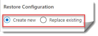 how to restore Azure VM data from the recovery point