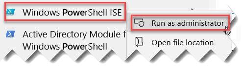 How To Open Azure PowerShell windows 10