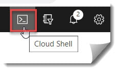 Steps to Open Azure PowerShell