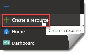 Create An Azure CosmosDB Account