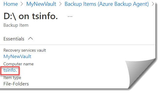 Vault cannot be deleted as there are existing resources within the vault error